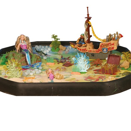 Active World Tuff Tray Below the Sea Mat