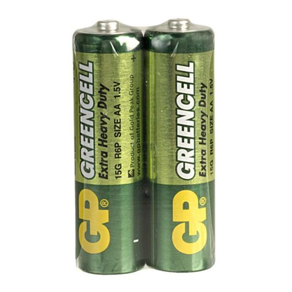 Zinc Chloride Batteries AA